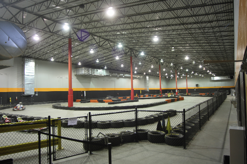 Burnsville Facility Prokart Indoor Racing Minnesota S